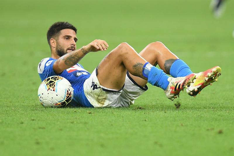 Lorenzo Insigne and Other Napoli Players Left Out of Italy Squad Due to Covid-19 Concerns