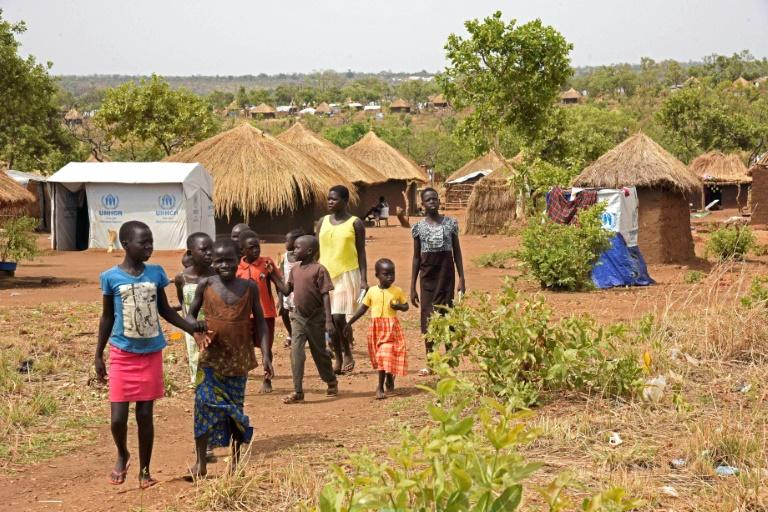 There are nearly a million South Sudanese refugees in Uganda, more than a quarter of whom are living in Bidibidi settlement, which is now the biggest refugee camp in the world