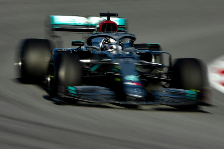 No worries for Lewis Hamilton despite early finish