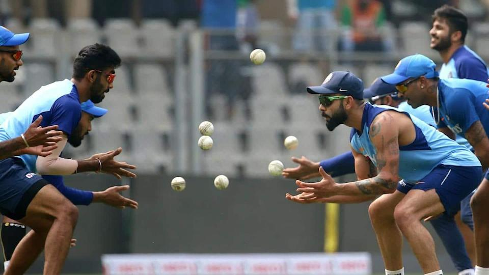 Team India to start training in Sydney from November 13