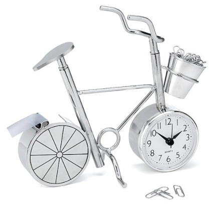 Bicycle desktop organiser, S$41.46. PHOTO: Uncommon Goods