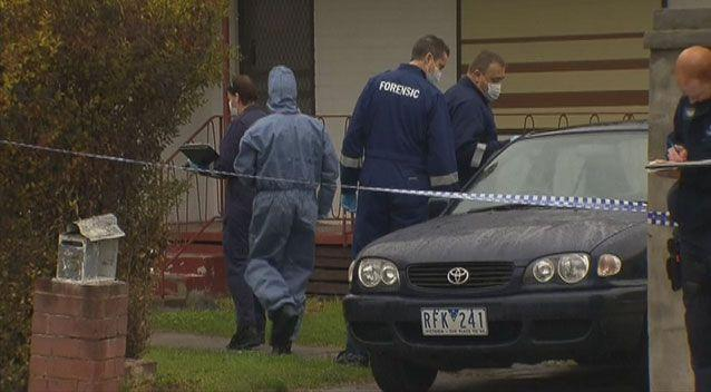 One child was reportedly knocked unconscious and another suffered broken bones. Photo: 7 News