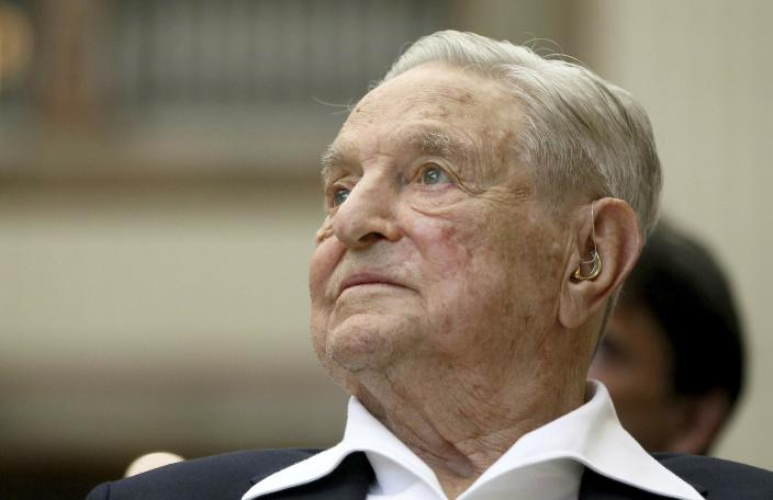 America Protests Soros Misinformation