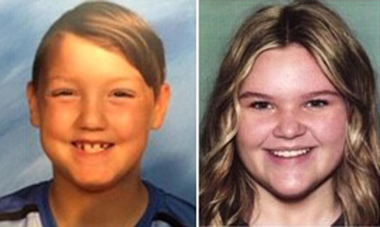 Joshua Vallow, 8, and Tylee Ryan, 17, were last seen in September.