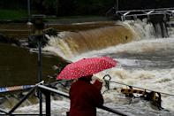 In the space of just over a year, Australia's New South Wales has been hammered by drought, bushfires and now a days-long deluge in the middle of a pandemic