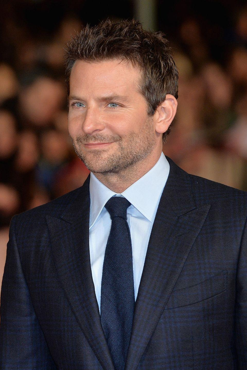 """<p>The actor discussed his sobriety in his <a href=""""http://www.gq.com/story/bradley-cooper-cover-story-january-2014"""" rel=""""nofollow noopener"""" target=""""_blank"""" data-ylk=""""slk:GQ"""" class=""""link rapid-noclick-resp"""">GQ</a> cover story back in 2013, explaining that at the age of 29 he felt """"if I continued it, I was really going to sabotage my whole life.""""</p>"""
