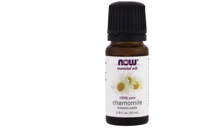 Now Foods Chamomile essential oil. (PHOTO: iHerb)