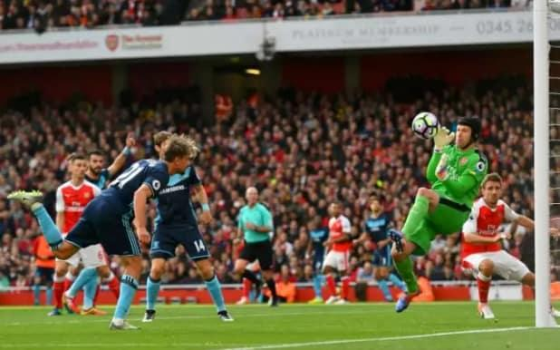 Arsenal and Middlesbrough drew 0-0 in the reverse fixture this season - Credit: getty images