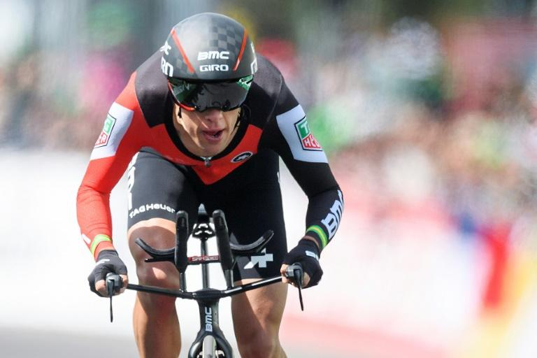 A powerful final day time-trial from Richie Porte saw the Australian BMC leader clinch the Tour of Romandy on Sunday by relegating Britain's overnight leader Simon Yates into second