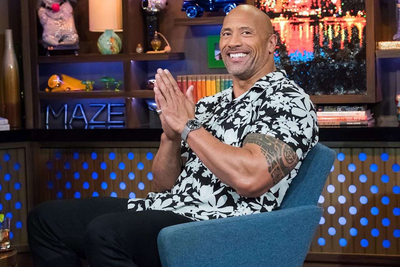 <p>6 – Dwayne Johnson (109M followers) – 650.000$<br />Crédit : Getty </p>