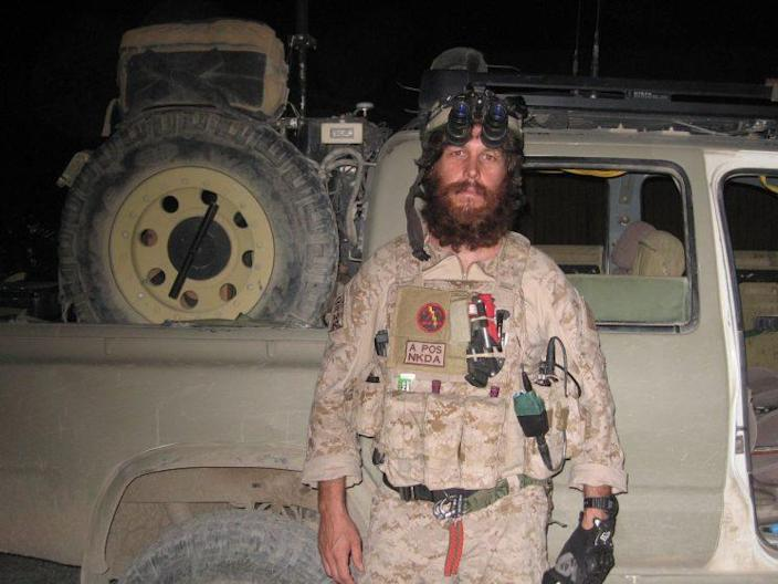 Kristin Beck said she's upset that the American ideals she fought for overseas are under attack at home. (Photo: Courtesy of Kristin Beck)