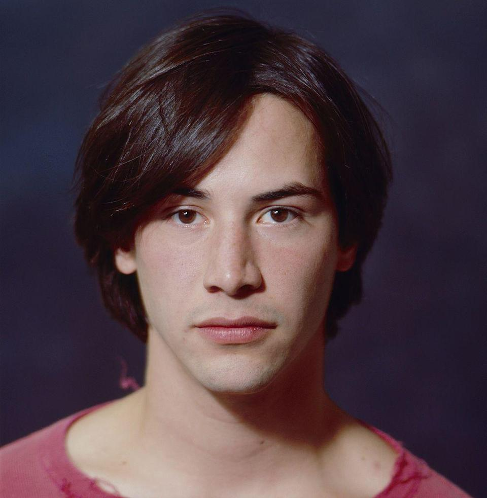 <p>I don't know about you, but Keanu Reeves is feeling 22.</p>
