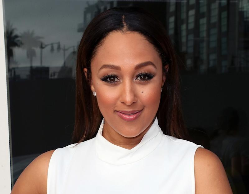 """The Real"" co-host Tamera Mowry-Housley is no stranger to her toddler having a meltdown on a plane."