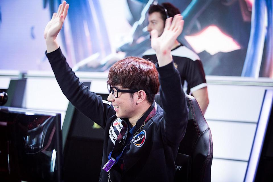 Shy helped revolutionize the top lane in Season 2 (Riot Games/Lolesports)