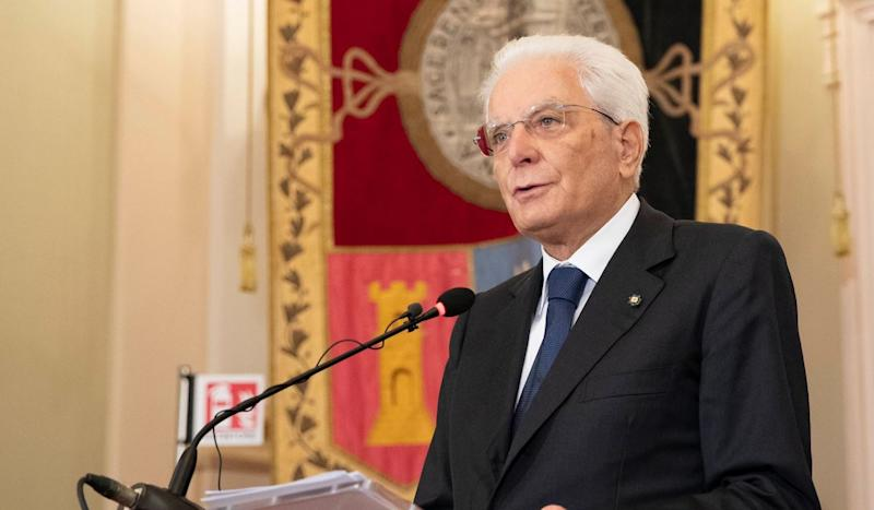 Mattarella risponde a Boris Johnson