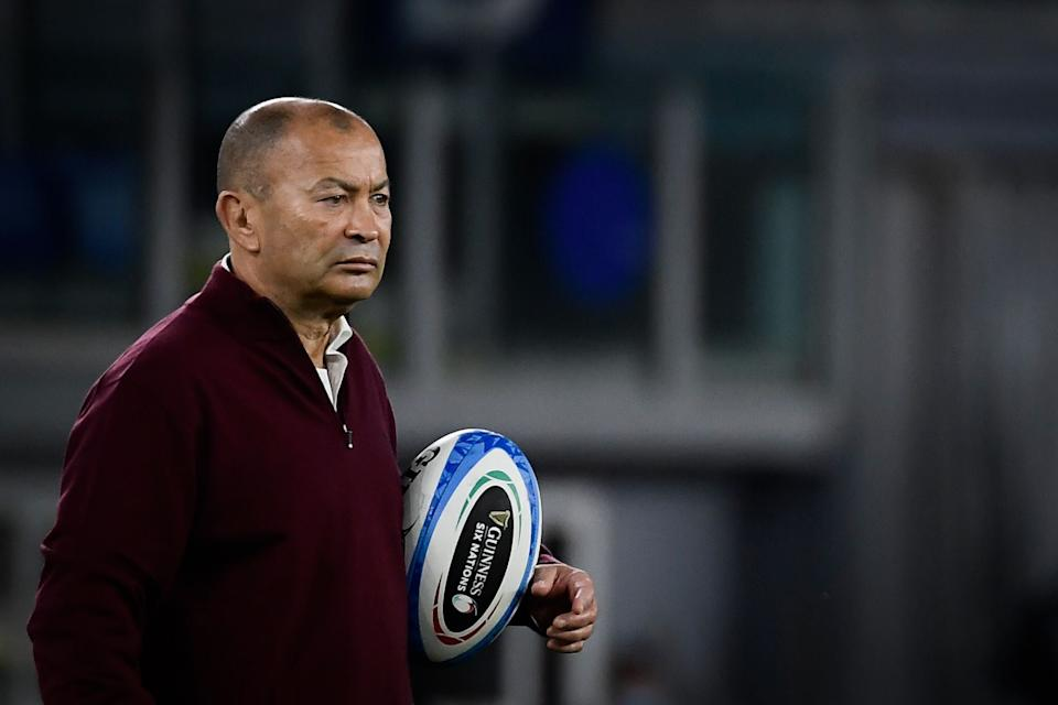 Eddie Jones has now led England to three Six Nations wins in five attemptsAFP via Getty