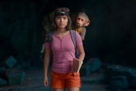 Dora and the Lost City of Gold Movie Review: Enjoyable and entertaining