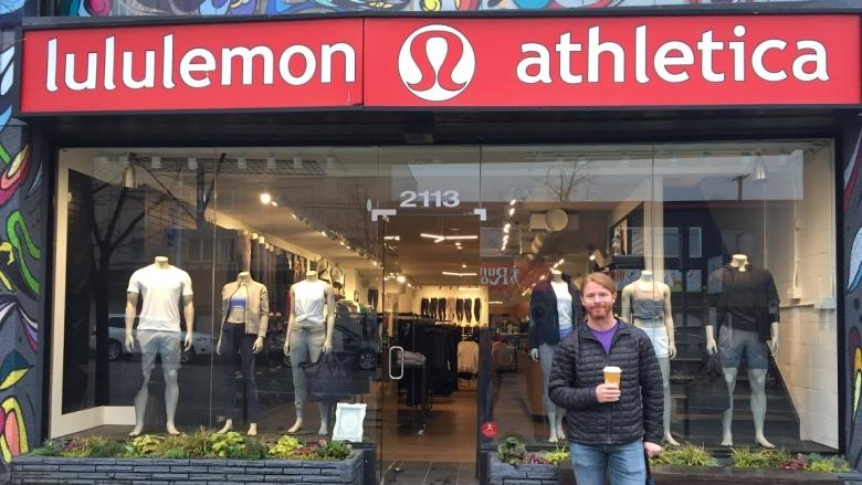 JP Sears visits Vancouver, finds his spiritual home in a Lululemon store