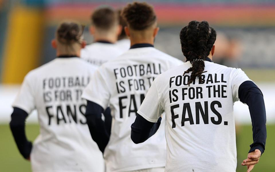 Fan survey reveals demand for sweeping changes to how football is run - Getty Images