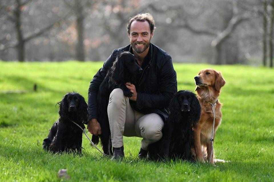 James Middleton (Kirsty O'Connor/PA) (PA Archive)