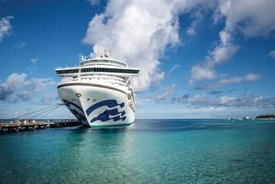 Princess Cruises Announces End of Year Sale Offering Savings of 40 Percent