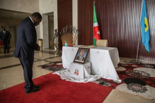 Burundi is mourning the death of President Pierre Nkurunziza who died on Monday after 15 years in power
