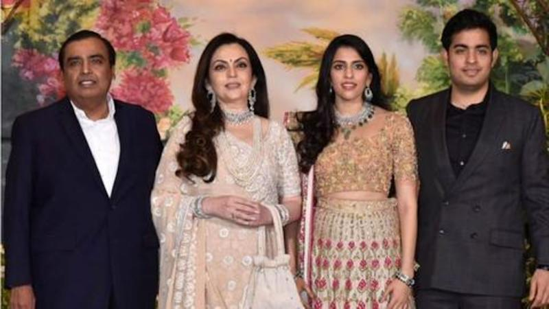 Know all about Shloka Mehta, Mukesh Ambani