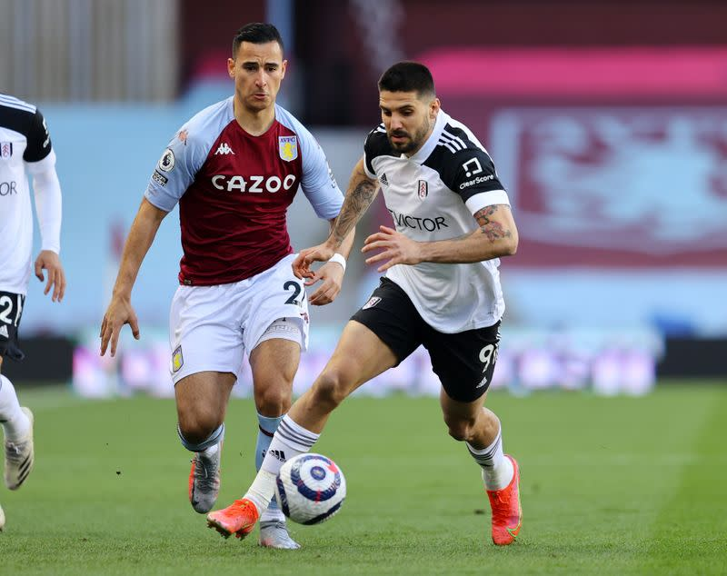 Premier League - Aston Villa v Fulham