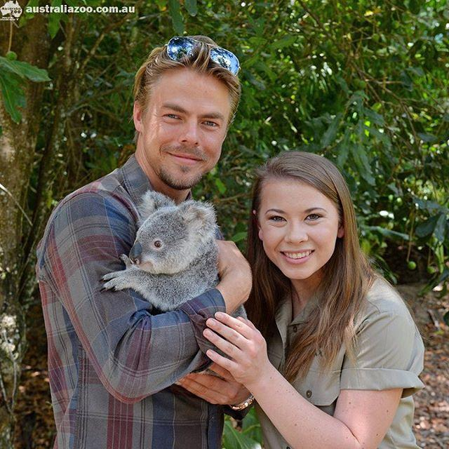 Patient Of The Week At Australia Zoo: Bindi Irwin Enjoys A Low-Key Date With Boyfriend Chandler