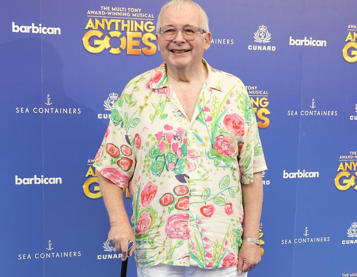 Christopher Biggins has had open heart surgery. (Getty Images)