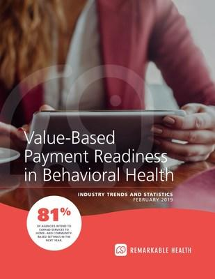 Remarkable Health releases new survey data on the IT readiness of behavioral health providers for value-based reimbursement models. The survey results reveal some red flags in preparedness, including a disconnect between the confidence in readiness and the actual IT progress toward readiness. Agencies still using traditional EHR technology are seeing the need to upgrade to capabilities that embrace the evolution of how clinicians work with clients and the way services are documented and billed.