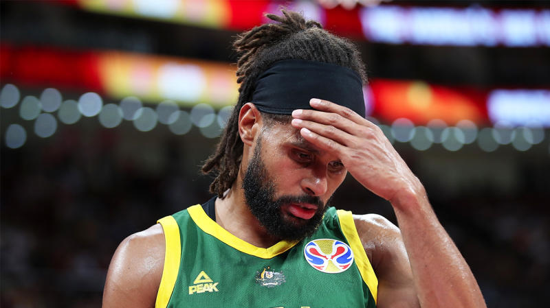 Patty Mills missed out on the tournament All-Star Five despite his brilliance. (Getty Images)