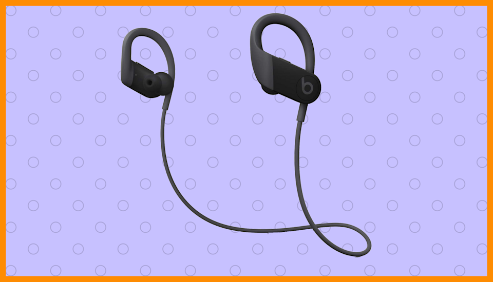 Save 21 percent on these Powerbeats High-Performance Wireless Earphones. (Photo: Amazon)