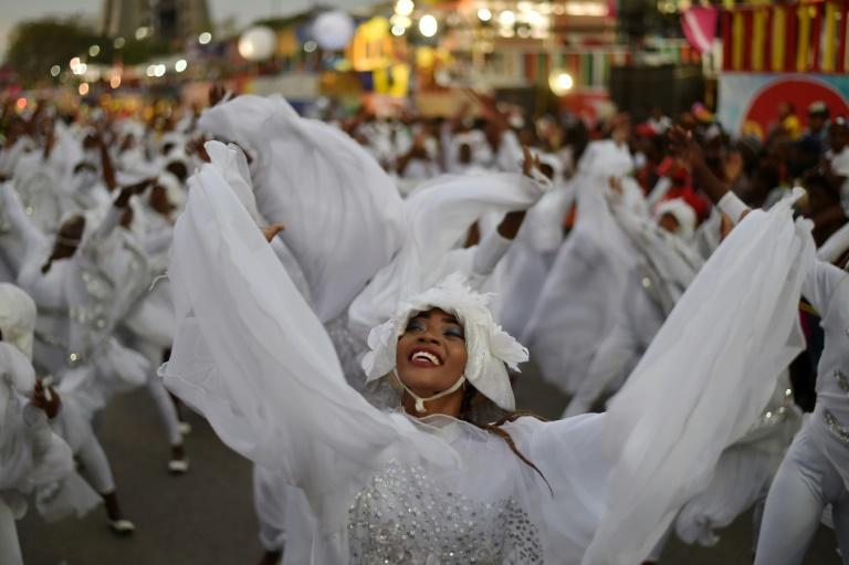 DJ Michael Brun says there is no reason why his native Haiti, where revelers performed in the National Carnival Parade in February 2018, cannot carry the musical clout of Jamaica or Cuba
