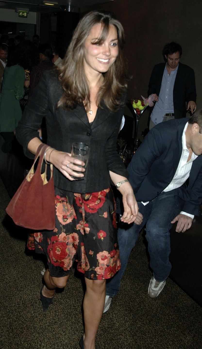 <p>Attending the Sony Ericsson WTA Tour's pre-Wimbledon party hosted by Sir Richard Branson of Virgin, at The Roof Gardens in London, England.</p>