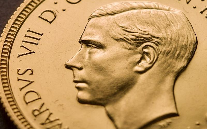 The Royal Mint's detectives tracked down this coin for a mysterious collector - THE ROYAL MINT via REUTERS