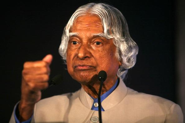 "Avul Pakir Jainulabdeen Abdul Kalam was the 11th President of India. An aerospace engineer by profession, he rose to recognition through this work in development of ballistic missile and launch vehicle technology. Soon he came to be known as the Missile Man of India. He loved children and was well-known for his humility and simple lifestyle even during his tenure as President, so much so that he was nicknamed the ""People's President""."
