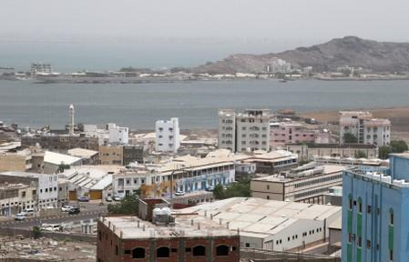 FILE PHOTO: General view of Aden