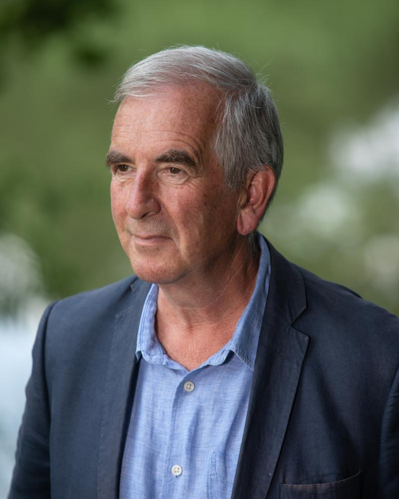 Celebrated British author Robert Harris wrote the script for the 1985 BBC documentary, large parts of which were used unacknowledged by George Stevens Jr in his Emmy-winning 1994 feature