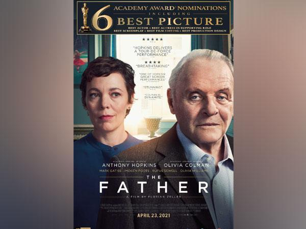 Poster of 'The Father' (Image Source: Twitter)