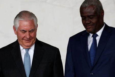 USA  long way from talks with NK: Tillerson