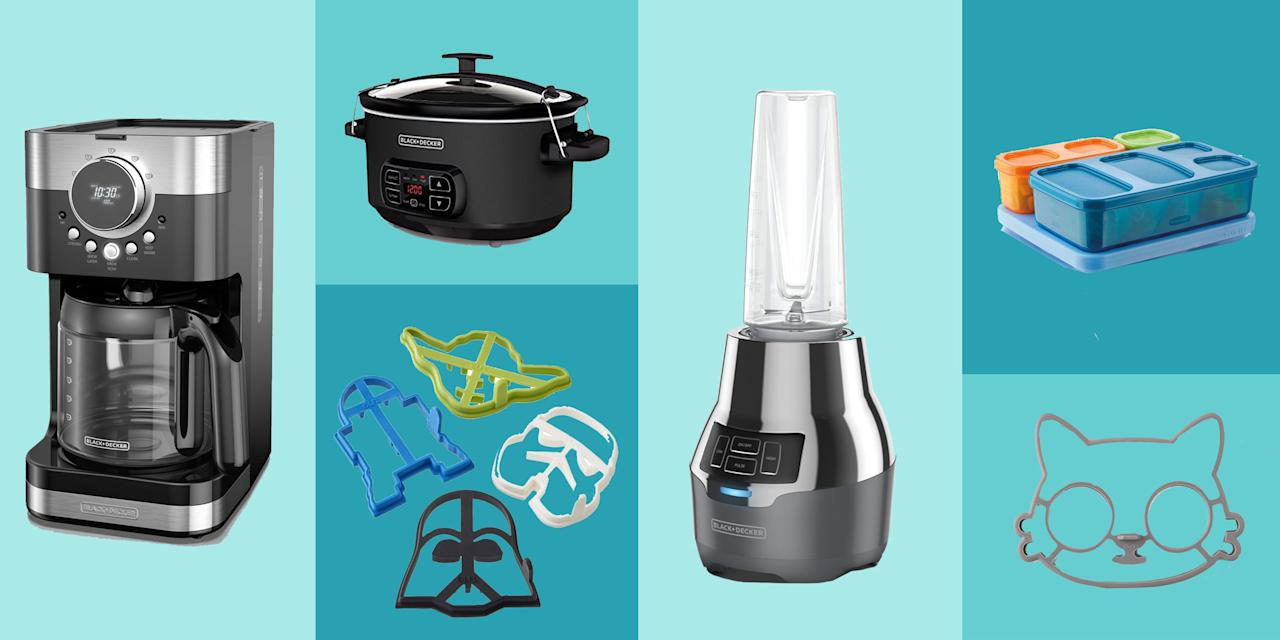 Parents, These Kitchen Supplies Will Make Back-To-School Mornings ...