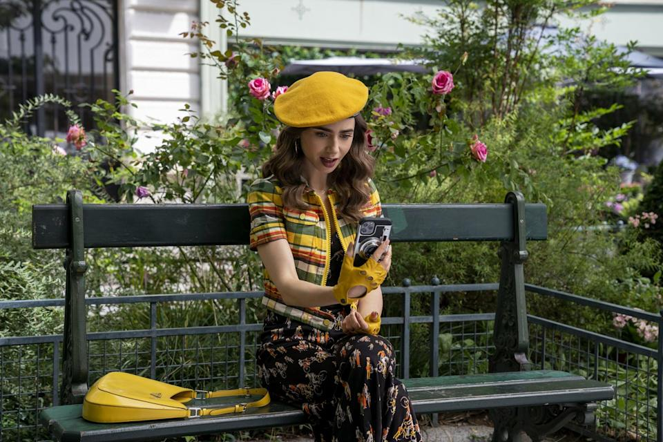 <p>During Netflix's Tudum: A Netflix Global Fan Event on Sept. 25, the cast announced that the new season of <b>Emily in Paris</b> will debut on Dec. 22.</p>