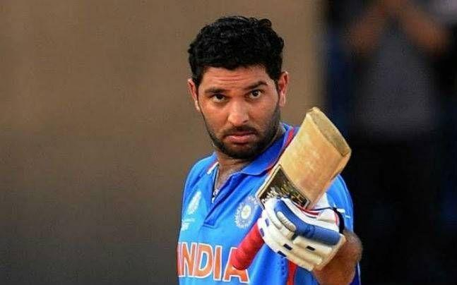 Yuvraj lost the captaincy race to the great MS Dhoni