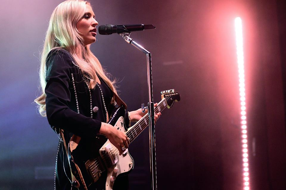 """Lennon Stella released her full-length debut, """"Three. Two. One.,"""" this month. (Photo: Gus Stewart via Getty Images)"""
