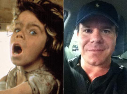 we caught up with the feral kid from the original mad max trilogy