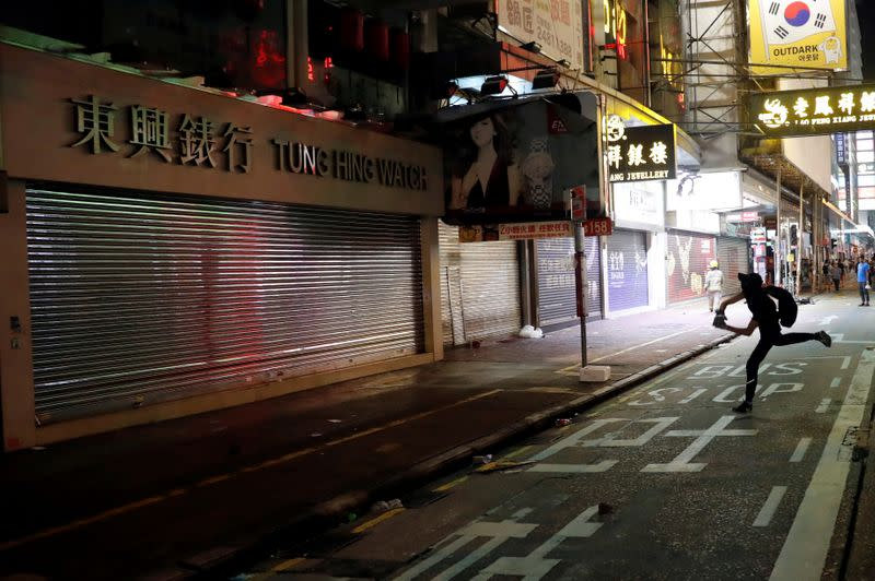Hong Kong braces for wave of store closures after protests: HKRMA