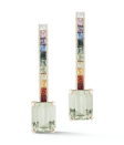 """<p><strong>Mateo </strong></p><p>mateonewyork.com</p><p><strong>$2275.00</strong></p><p><a href=""""https://mateonewyork.com/collections/earrings/products/somewhere-over-the-rainbow-green-amethyst-earrings"""" rel=""""nofollow noopener"""" target=""""_blank"""" data-ylk=""""slk:SHOP IT"""" class=""""link rapid-noclick-resp"""">SHOP IT</a></p><p>This gorgeous rainbow style from Mateo is made from sapphires and green amethyst.</p>"""