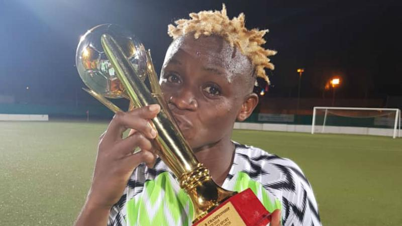 Thomas Dennerby: Uchenna Kanu took Ini Umotong's Nigeria's Women's World Cup spot