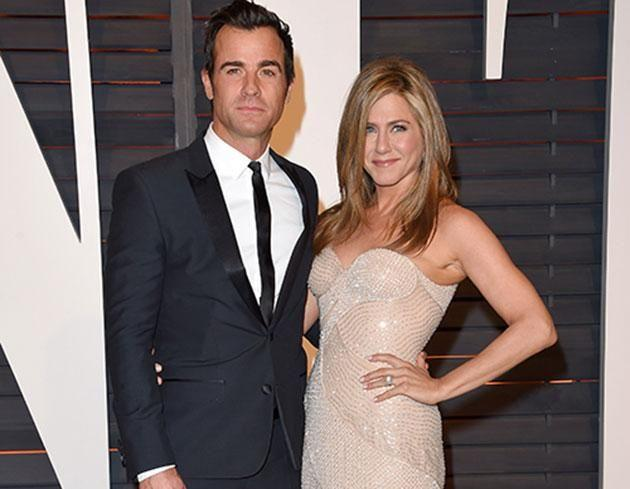Jennifer Aniston and her ex-husband Justin Theroux, ended their marriage earlier this year. Source: Getty